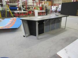 Modular Broadcast Set Desk (w/ Flat Pack Shipping)